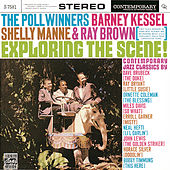 The Poll Winners: Exploring the Scene by Barney Kessel
