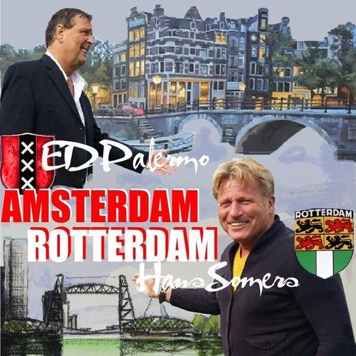 Amsterdam, Rotterdam by Ed Palermo