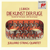 Bach: The Art of the Fugue de Juilliard String Quartet