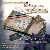 Danielpour: Elegies; Sonnets to Orpheus de Various Artists