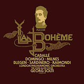 Puccini: La Bohème de Sir Georg Solti