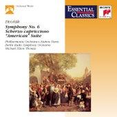 Dvorak: Symphony No. 6, Scherzo capriccioso, Suite, Op. 98b