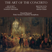 The Art of the Concerto: Mozart and Beethoven von Various Artists