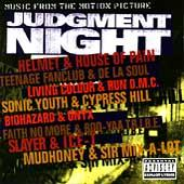 Judgement Night: Music From The Motion Picture by Various Artists