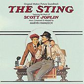 The Sting by Hamlisch, Marvin