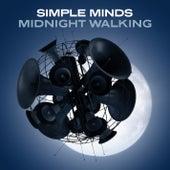 Midnight Walking von Simple Minds