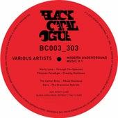 Modern Underground Music V1 - Single by Various Artists