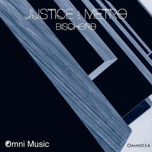 Dischord LP - EP by Justice