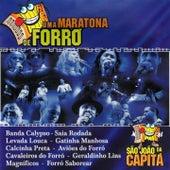 Uma Maratona de Forró (São João da Capitá) de Various Artists