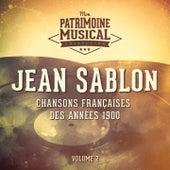 Chansons françaises des années 1900 : Jean Sablon, Vol. 2 von Jean Sablon
