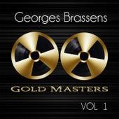 Gold Masters: Georges Brassens, Vol. 1 de Georges Brassens