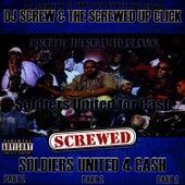 Soldiers United 4 Cash - Part 2 (Screwed) by DJ Screw