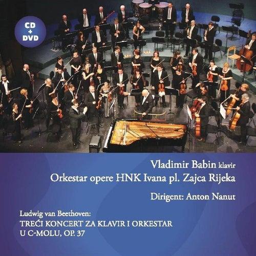 Ludwig van Beethoven-Treći koncert za klavir i orkestar u c-molu,op.37 by Vladimir Babin