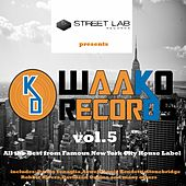 Streetlab presents The Best of Waako Records, Vol. 5 - EP by Various Artists