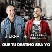 Que Tu Destino Sea Yo (feat. Noel Schajris) de Ferna Goitia