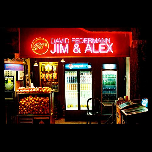 Jim & Alex by David Federmann