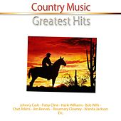 Country Music's Greatest Hits de Various Artists