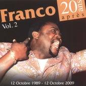 Franco : 20 ans après, vol. 2 (12 octobre 1989 - 12 octobre 2009) by Various Artists