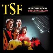 Best of TSF, le groupe vocal drôle et élégant by TSF