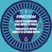 Friction vs., Vol. 3 de Friction
