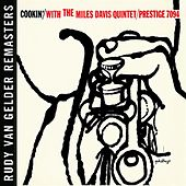 Cookin' With The Miles Davis Quintet [Rudy Van Gelder edition] by Miles Davis