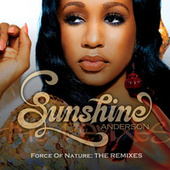 Force Of Nature: The Remixes de Sunshine Anderson