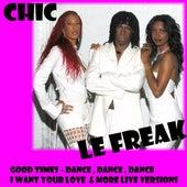 Le Freak de CHIC