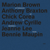 Afternoon Of A Georgia Faun by Marion Brown