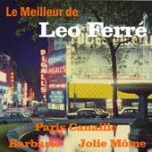 La chanson du Scphandrier de Leo Ferre