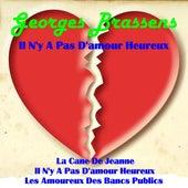 Il N'y a pas d'amour Heureux de Georges Brassens