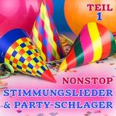 Nonstop Stimmungslieder & Party Schlager, Teil 1 (Jubel Trubel Heiterkeit und Weinlieder) de Various Artists