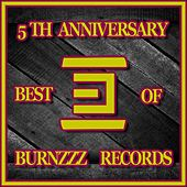 5th Anniversary - Best of Burnzzz Records by Various Artists