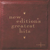 Greatest Hits Vol. 1 by New Edition