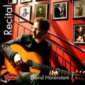 Recital by David Härenstam