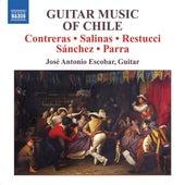 ESCOBAR, Jose Antonio: Guitar Music of Chile by Jose Antonio Escobar
