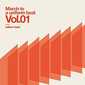 March to a Uniform Beat, Vol.01 de Various Artists