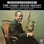 The Jimmy Heath Sextet. The Quota / Triple Threat von Jimmy Heath