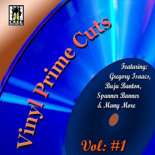 Cell Block Vinyl Prime Cuts Vol.1 von Various Artists