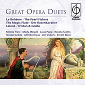 Great Opera Duets de Various Artists