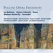 Puccini Opera Favourites by Various Artists