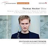 Works for Oboe by Thomas Hecker