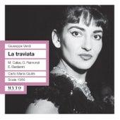 Verdi: La traviata (Live) by Maria Callas