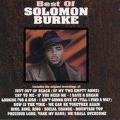 Best Of Solomon Burke (Curb) by Solomon Burke