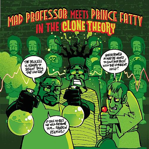 The Clone Theory von Mad Professor