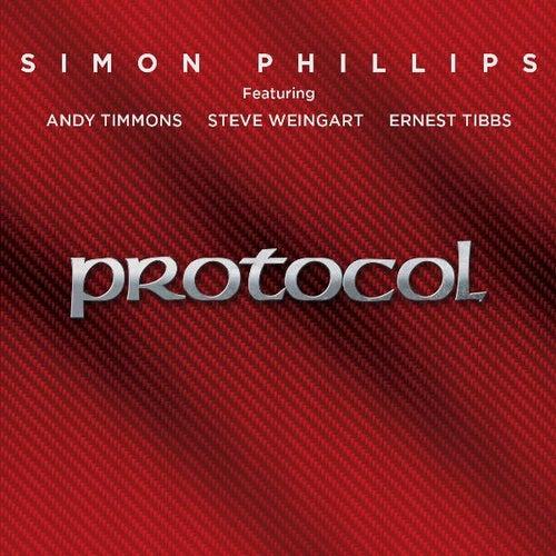 Protocol III by Simon Phillips