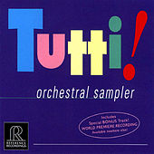 Tutti! Orchestral Sampler by Various Artists