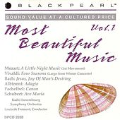 The World's Most Beautiful Music Vol 1 by Various Artists
