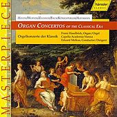 Organ Concertos Of The Classical Era by Various Artists