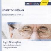 Schumann: Symphonies Nos. 2 & 4 by Robert Schumann