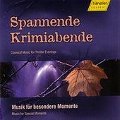 Classical Music For Thriller Evenings de Various Artists